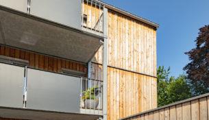 NeckarFair - Balkon