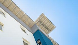 Grabenäcker - Fassade