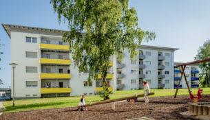 Grabenäcker - Gebäude