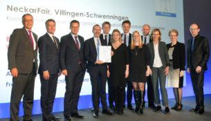 Preisverleihung - Deutscher Bauherrenpreis