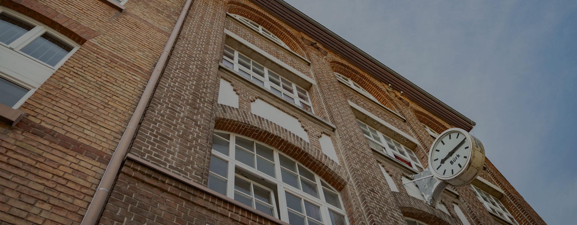 Bürkstrasse Gebäude - wbg