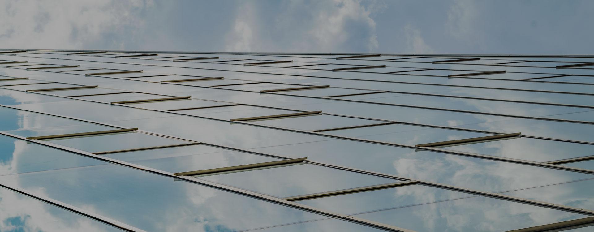 Glas Spiegelung - wbg