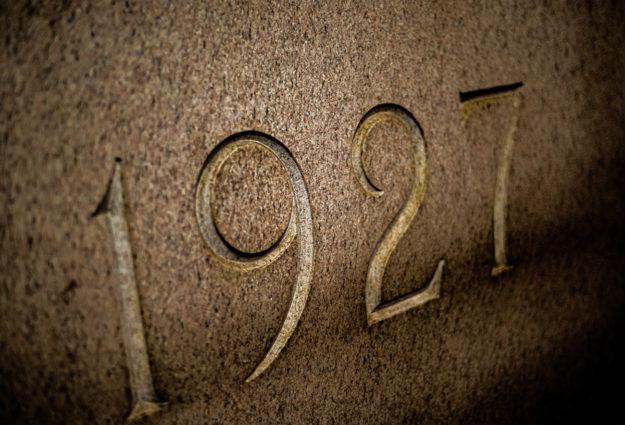 Gründung der wbg - 1927