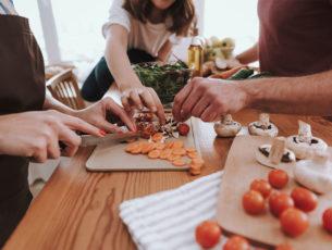 Lebensmittelpunkt – Selbstentfaltung