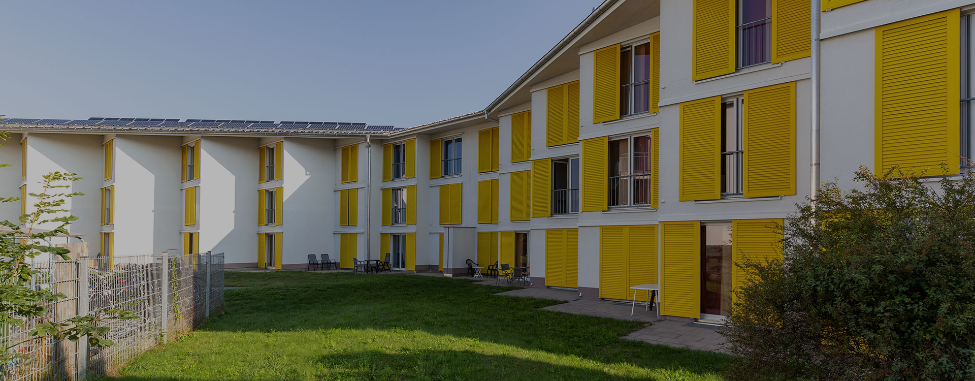 Wohnraum für Studierende - wbg